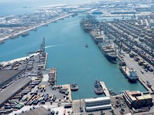 La terminal Best del Puerto de Barcelona acabará su ampliación en 2015