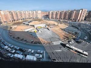 El `metro' avanza en Sabadell