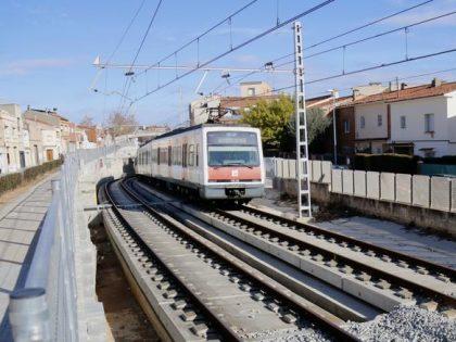 INLEX en el soterramiento de los FGC en Sabadell