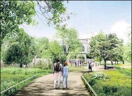 Una vieja finca privada del Guinardó se convertirá en parque público